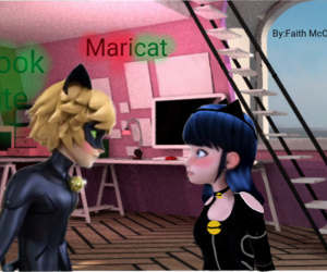 love, ladybug and cat noir, and miraculous ladybug image