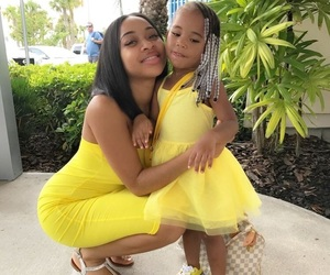 daughter, cute, and mommy image