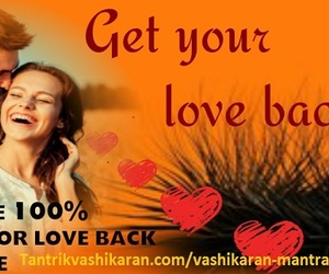love back by vashikaran and love back by astrology image