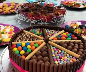 beautiful, birthday, and birthday cake image