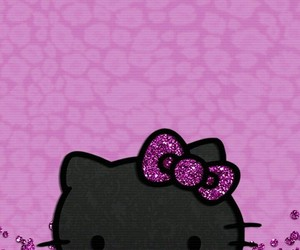 background, leopard print, and pink image