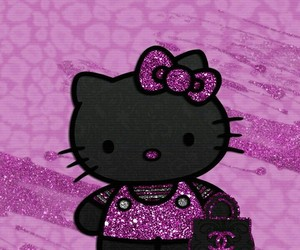 background, girly, and leopard print image