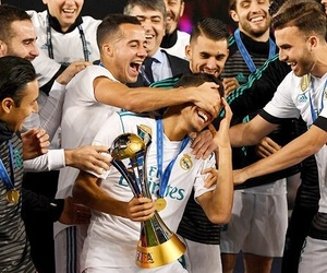 team, real madrid, and love image
