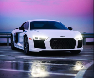 audi, r8, and awesome image