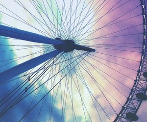 carousel, effect, and heaven image