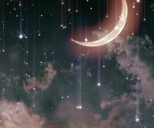 amazing, moon, and animated image
