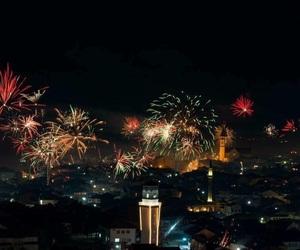new year, gjakova, and kosova image