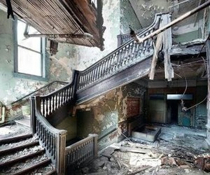 abandoned, beauty, and place image