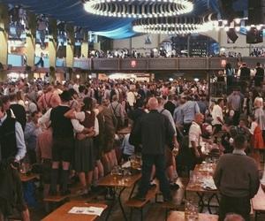 bavaria, munchen, and bier image