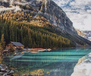 lake, amazing view, and perfect image