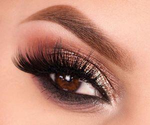 beauty, cosmetics, and eye image