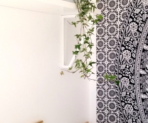 corner, plants, and room image