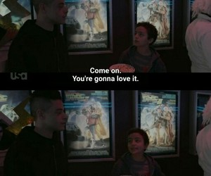 quotes, tv show, and rami malek image