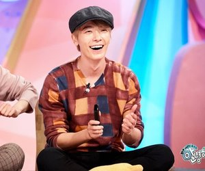 donghae, flawless, and smile image