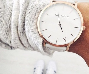 watch, fashion, and white image