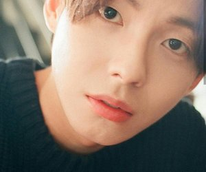 produce 101, mixnine, and woo jin young image