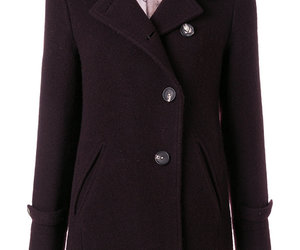 fashion, holiday gifts, and peacoats image