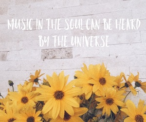 flowers, quote, and quotes image