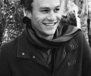 heath ledger and smile image