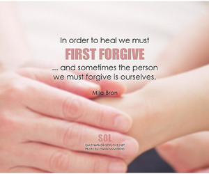 forgive, motivational, and inspiring quote image