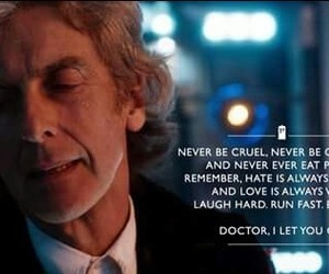 quote, doctorwho, and thedoctor image