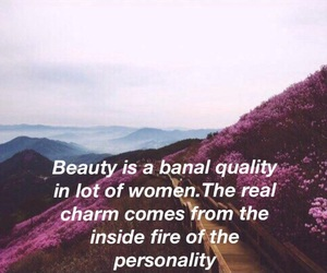 banal, beauty, and charm image