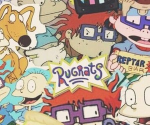 rugrats and wallpaper image