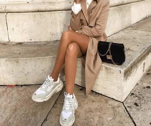 Balenciaga, sneakerhead, and outfit image