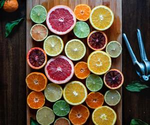 food, fruit, and orange image