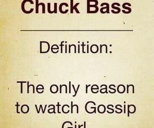 chuck bass, gossip girl, and ed westwick image