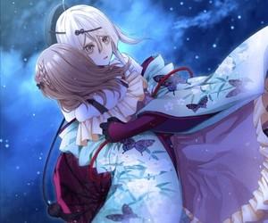 otome game, reverse harem, and takenaka hanbee image