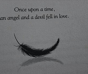angel, life, and tail image