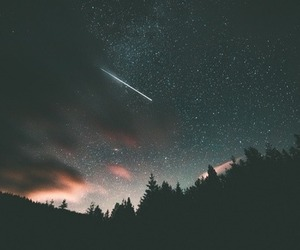stars, sky, and night image