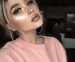 makeup and baddie image
