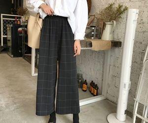 asian girl, korea girl, and outfit image