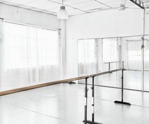ballet, aesthetic, and white image