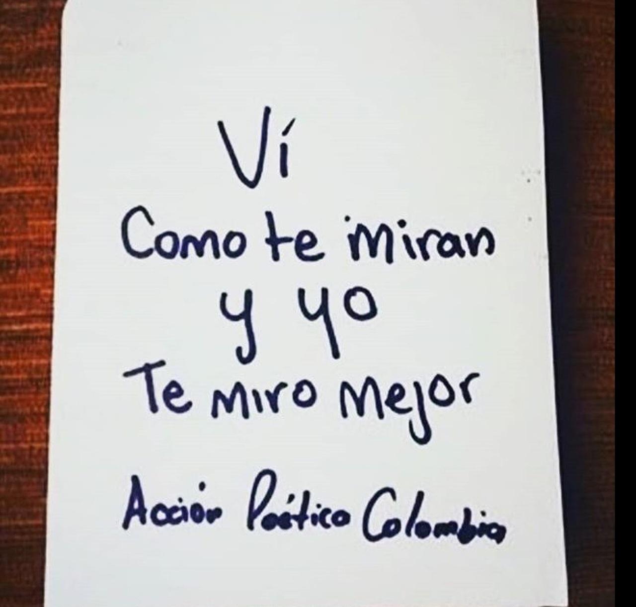 Te Miro Muchísimo Mejor On We Heart It