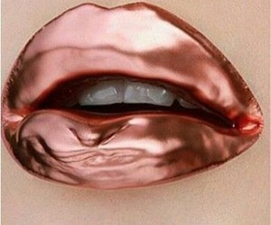 lips, makeup, and beauty image