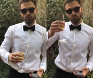 sebastian stan and handsome image