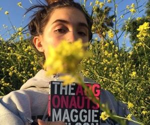 flowers, rowan blanchard, and aesthetic image