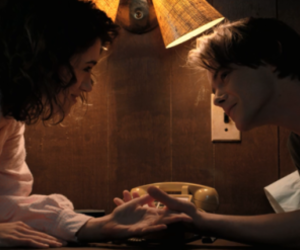 couple, natalie dyer, and charlie heaton image