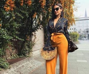 classy, fashion, and pants image