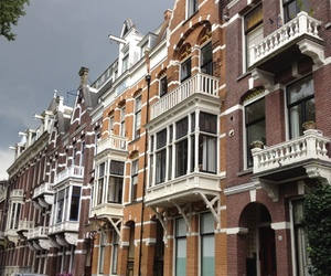 amsterdam, beautiful, and discover image