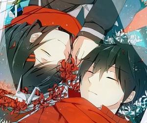 anime, mekaku city actors, and ️anime love image