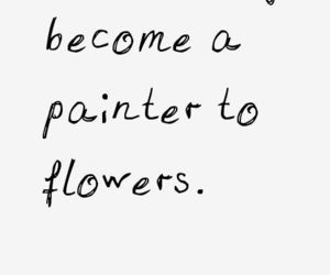 monet and quote image