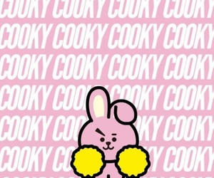 cooky, bt21, and bts image