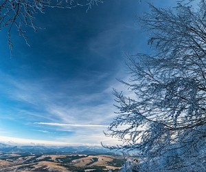 invierno, nature, and photography image