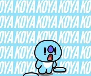 bts, koya, and bt21 image