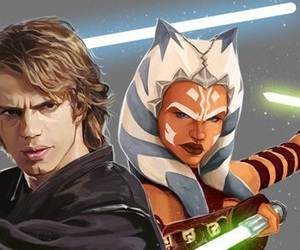 annie, republic, and star wars image