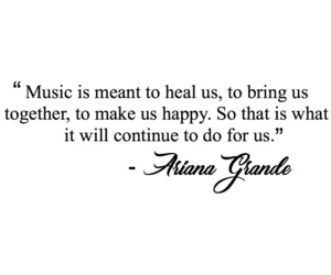 quotes, theme, and ariana grande image